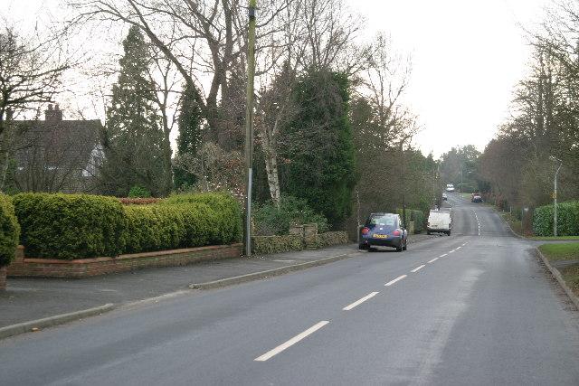 Western Way, Darras Hall, Ponteland - geograph.org.uk - 104853