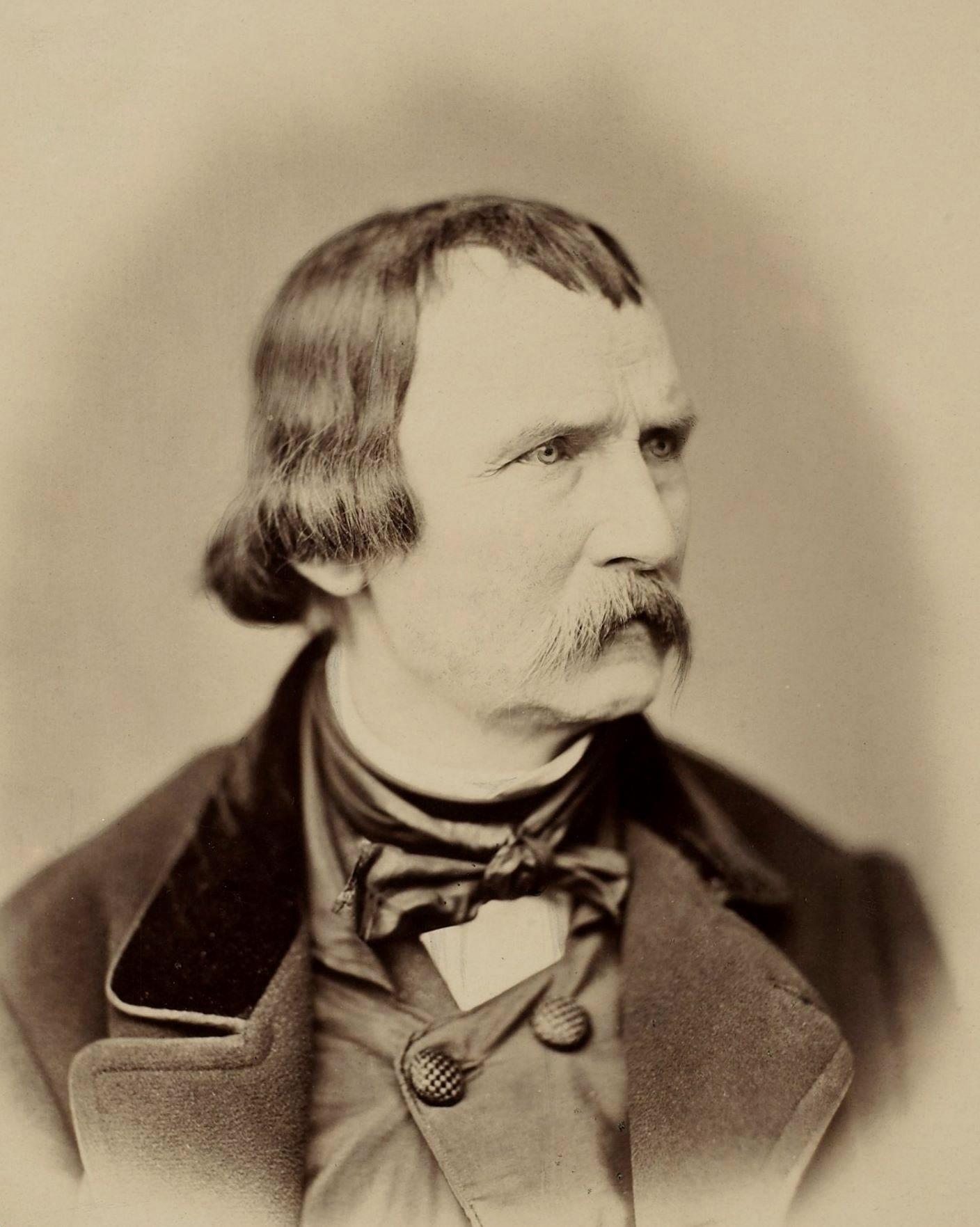 Image of Wilhelm von Kaulbach from Wikidata