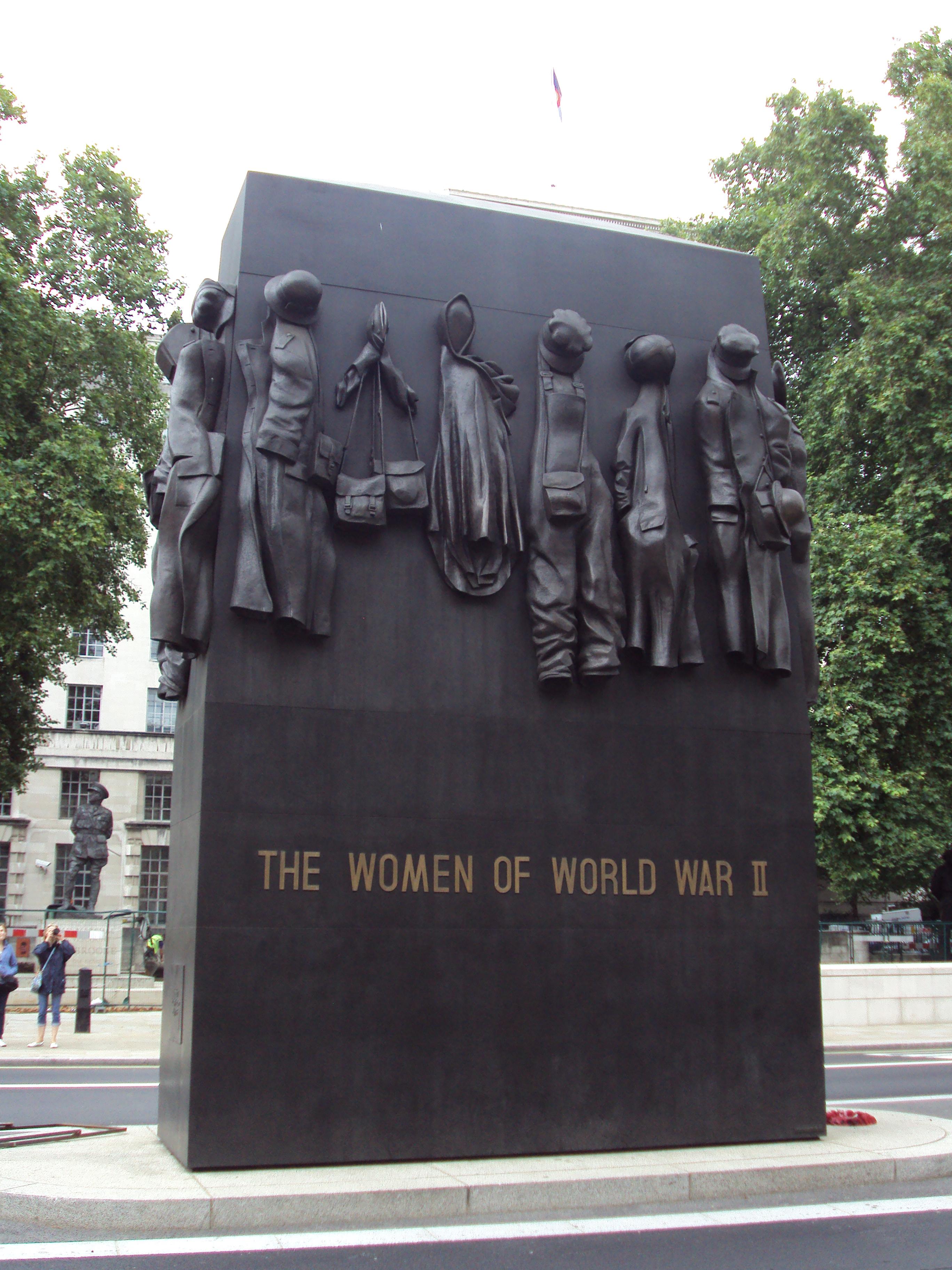Description women of world war ii memorial whitehall dsc08095 jpg