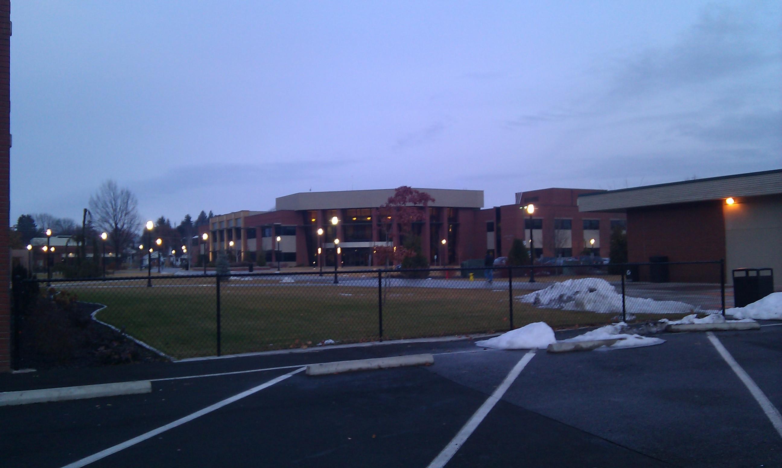 Fileyakima Valley Community College Campus At 6 00am Panoramio