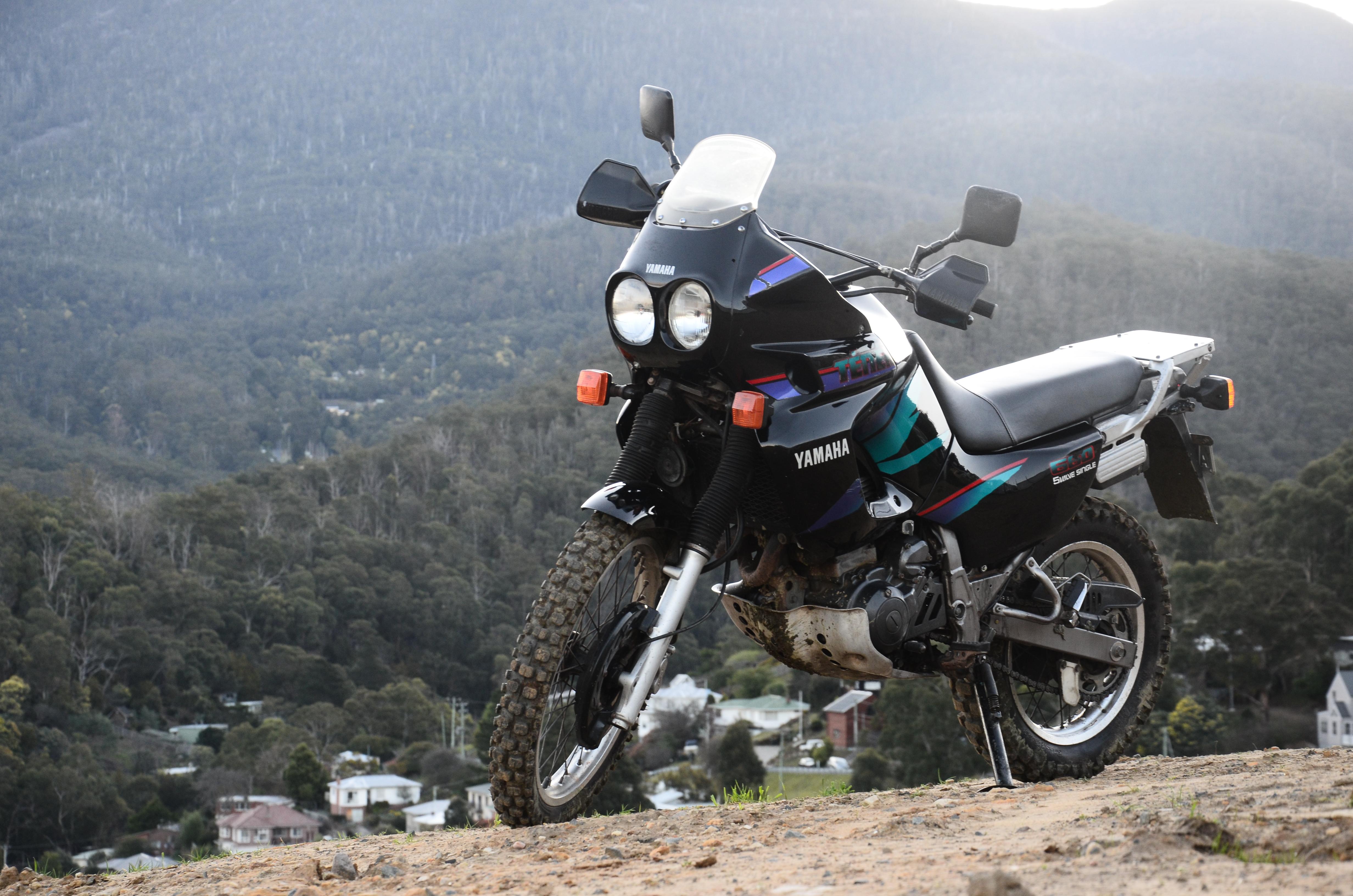 Yamaha Super Tenere Parts