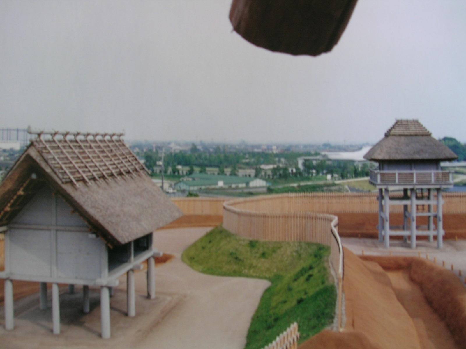 吉野ヶ里の例