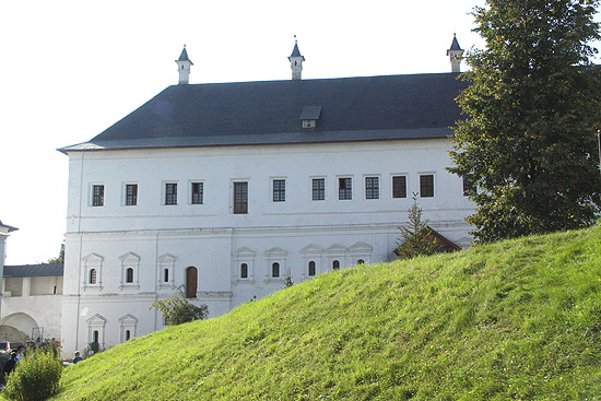 Палаты Алексея Михайловича в Саввино-Сторожевском монастыре