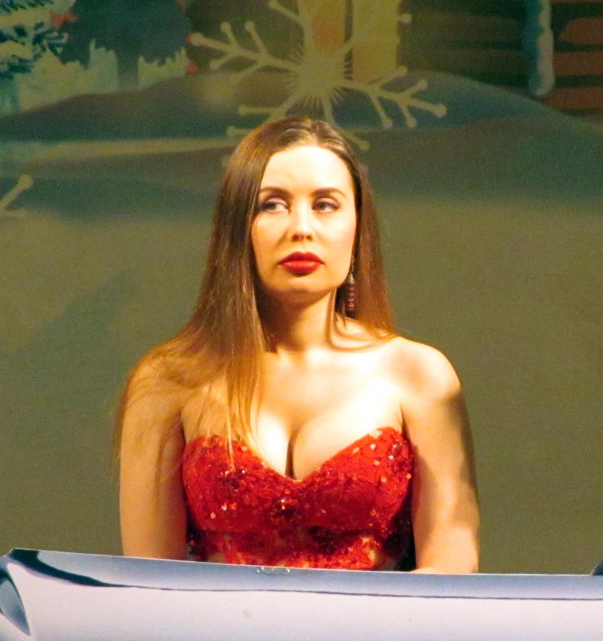 михалкова юлия фото плейбой