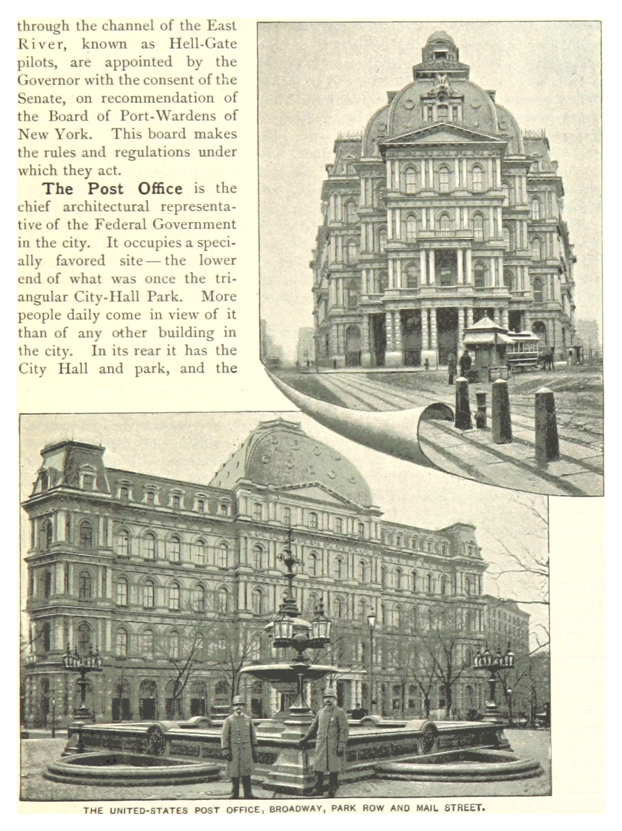 City Hall Post Office And Courthouse (New York City