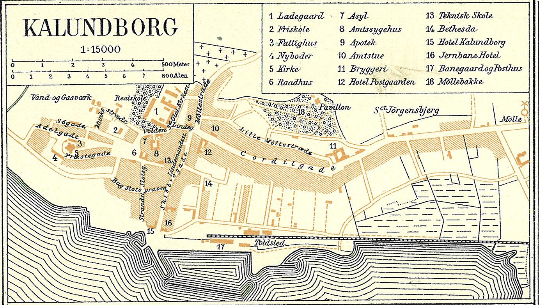 you date Kalundborg