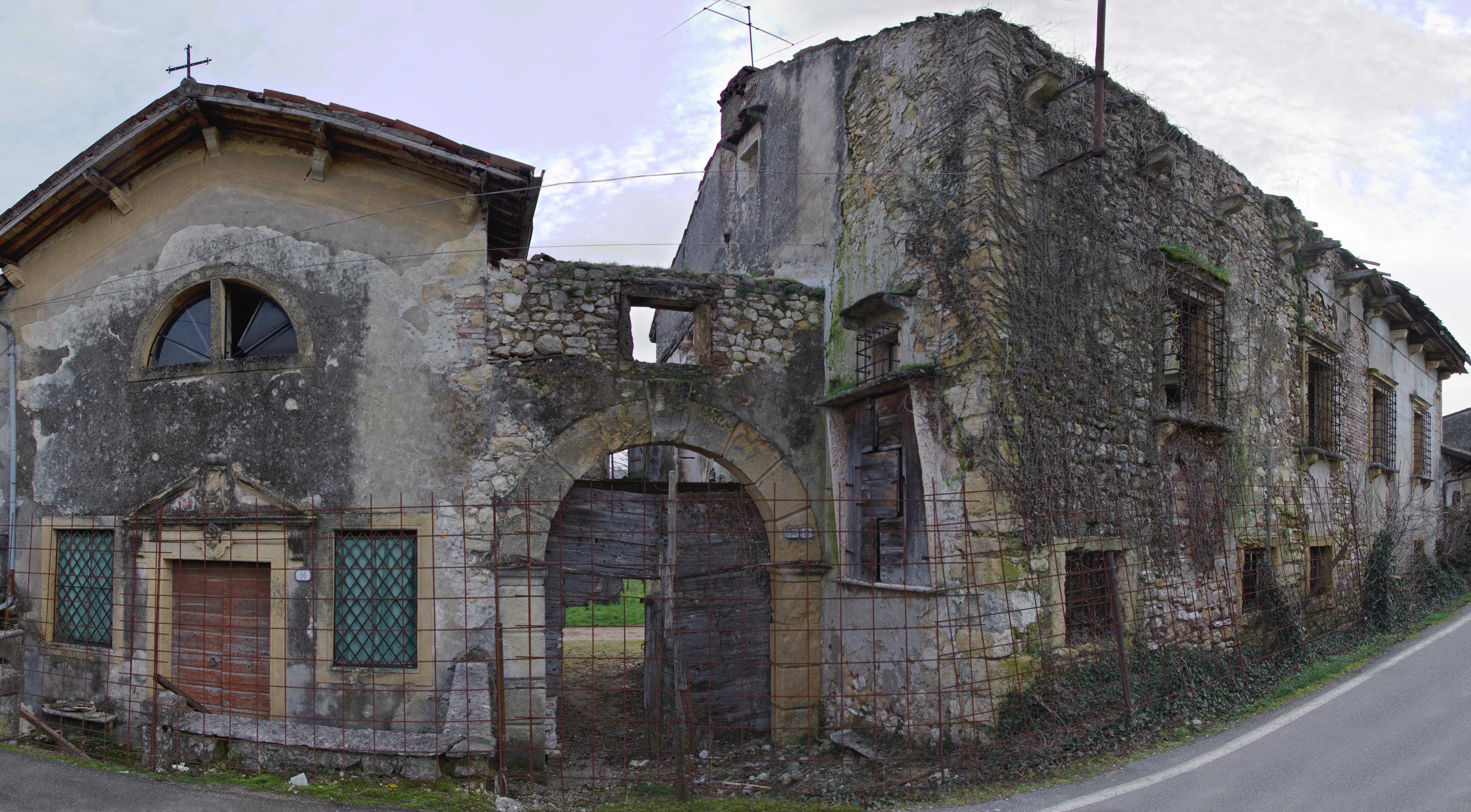 Villa S Pietro Ospedale Roma