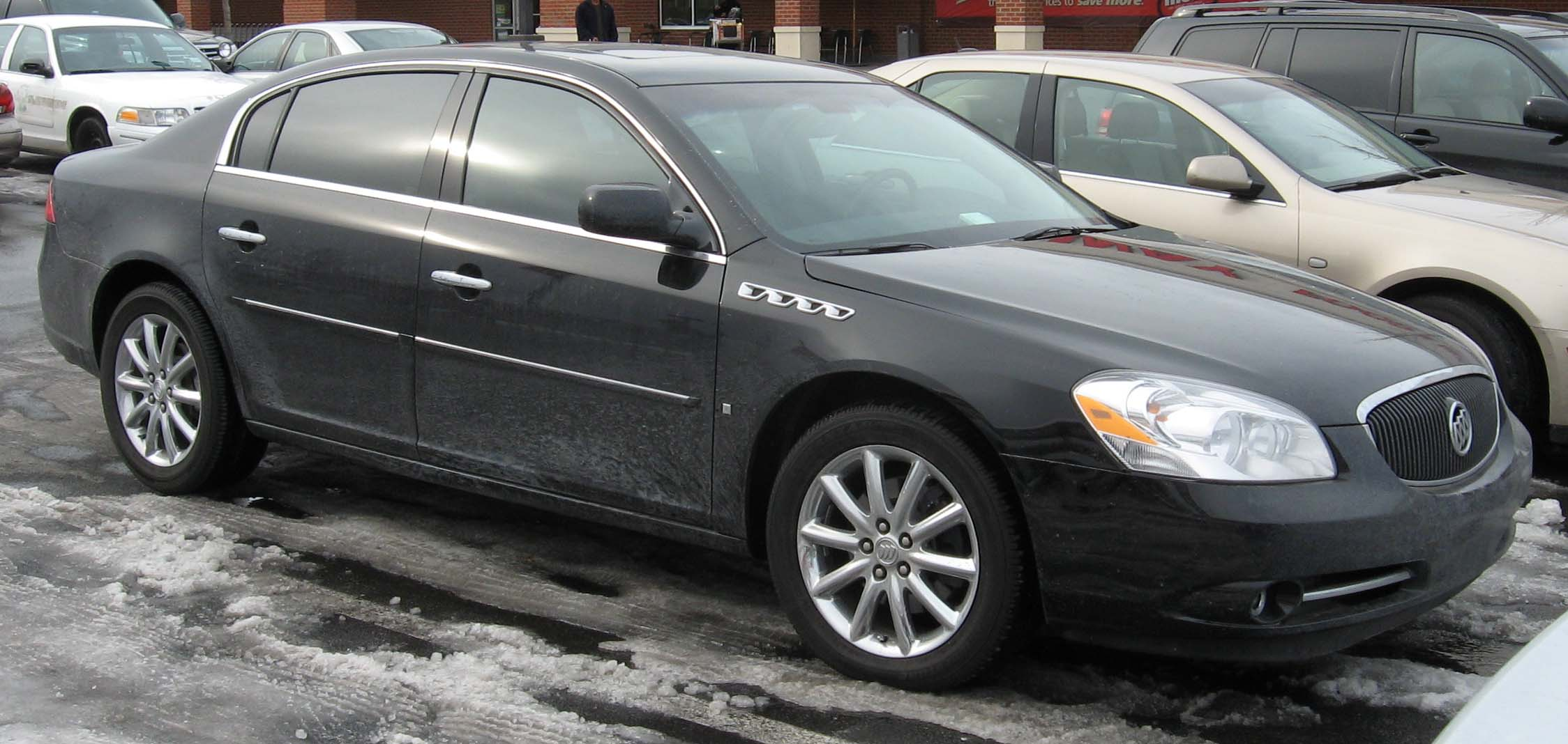 File 06 07 Buick Lucerne Cxs Jpg Wikimedia Commons