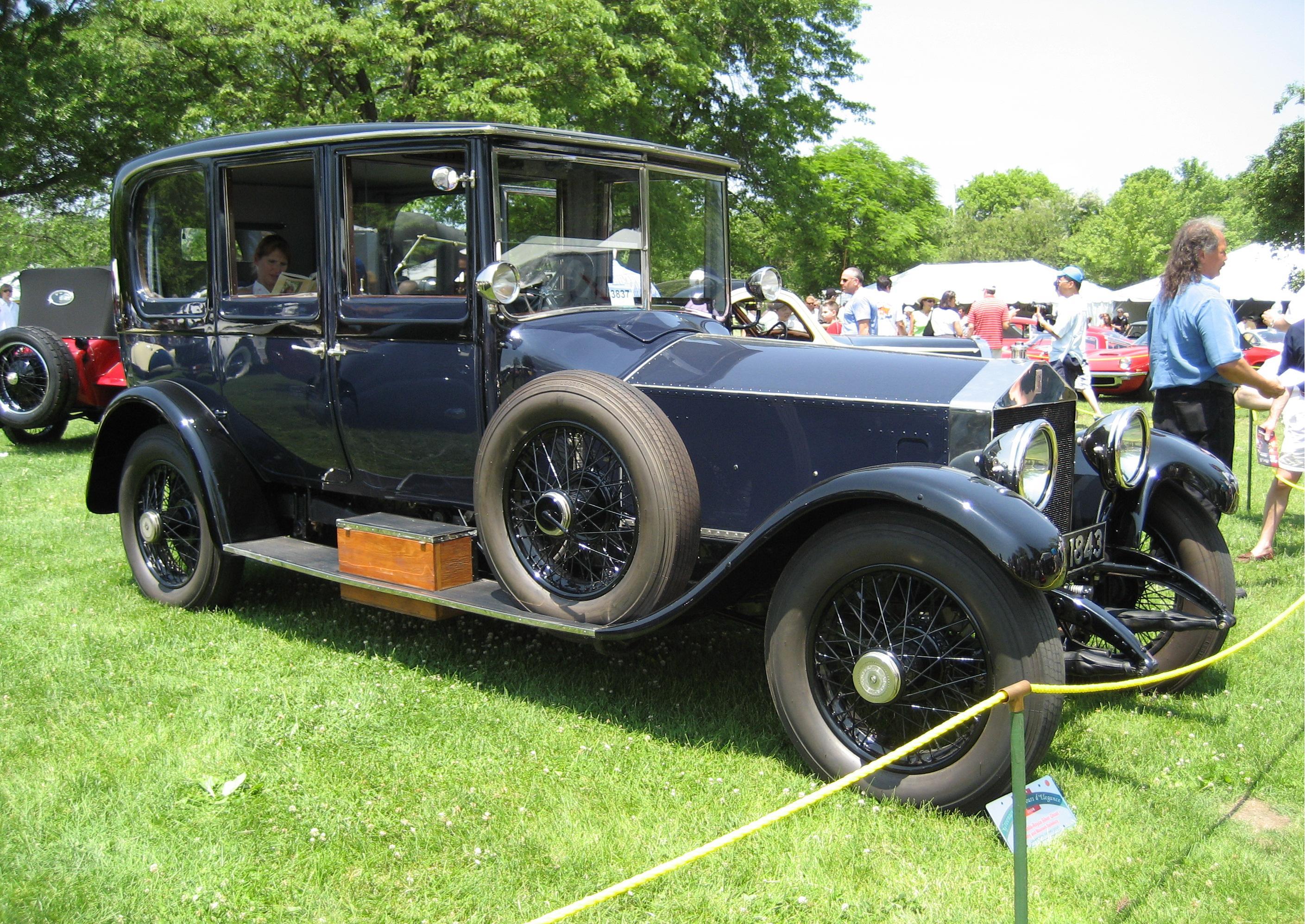 Archivo:1920 Rolls-Royce Silver Ghost.JPG - Wikipedia, la ...