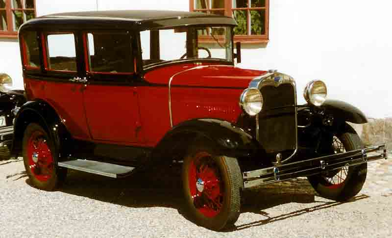 file 1930 ford model a 4 door sedan