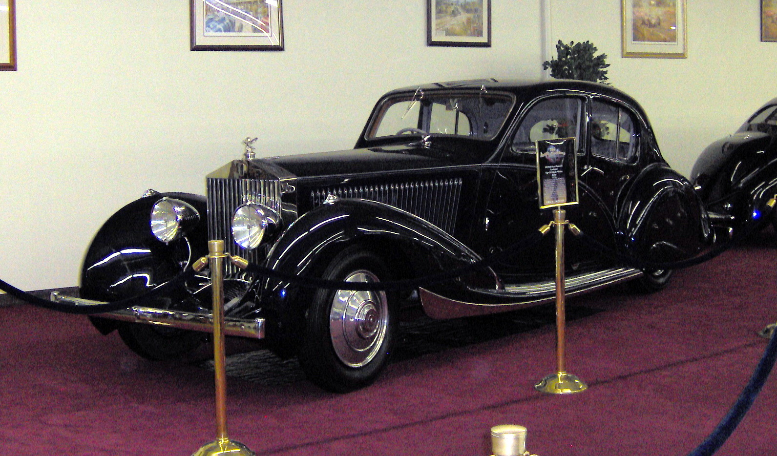 file 1932 rolls royce phantom ii continental figoni et falaschi pillarless berline jpg. Black Bedroom Furniture Sets. Home Design Ideas