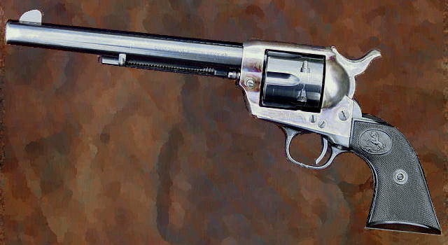 Colt Single Action Army - Uberti Replicas - Revivaler