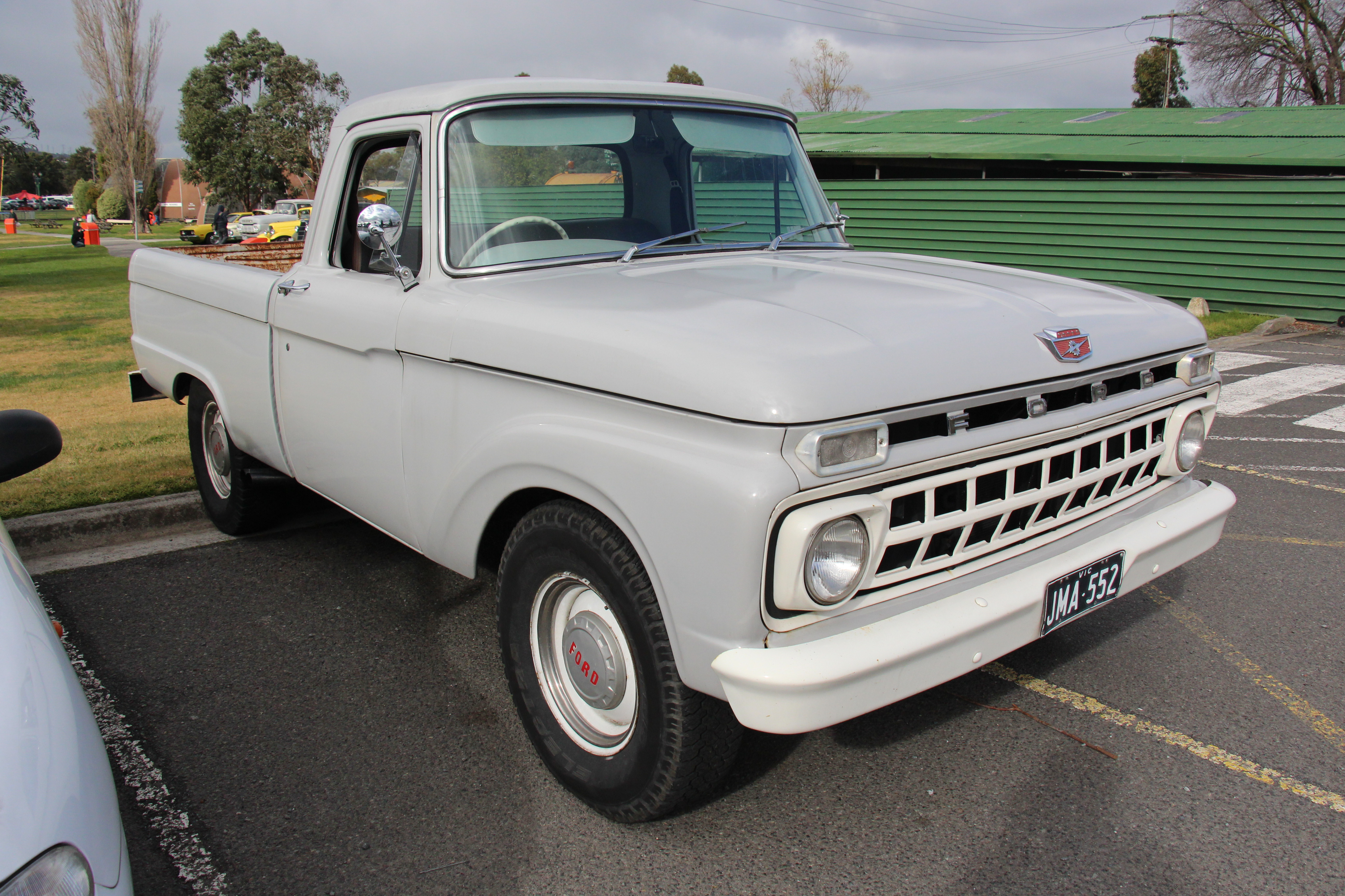 File1965 Ford F100 Pickup 19517217483 Wikimedia Commons 1961 Short Bed