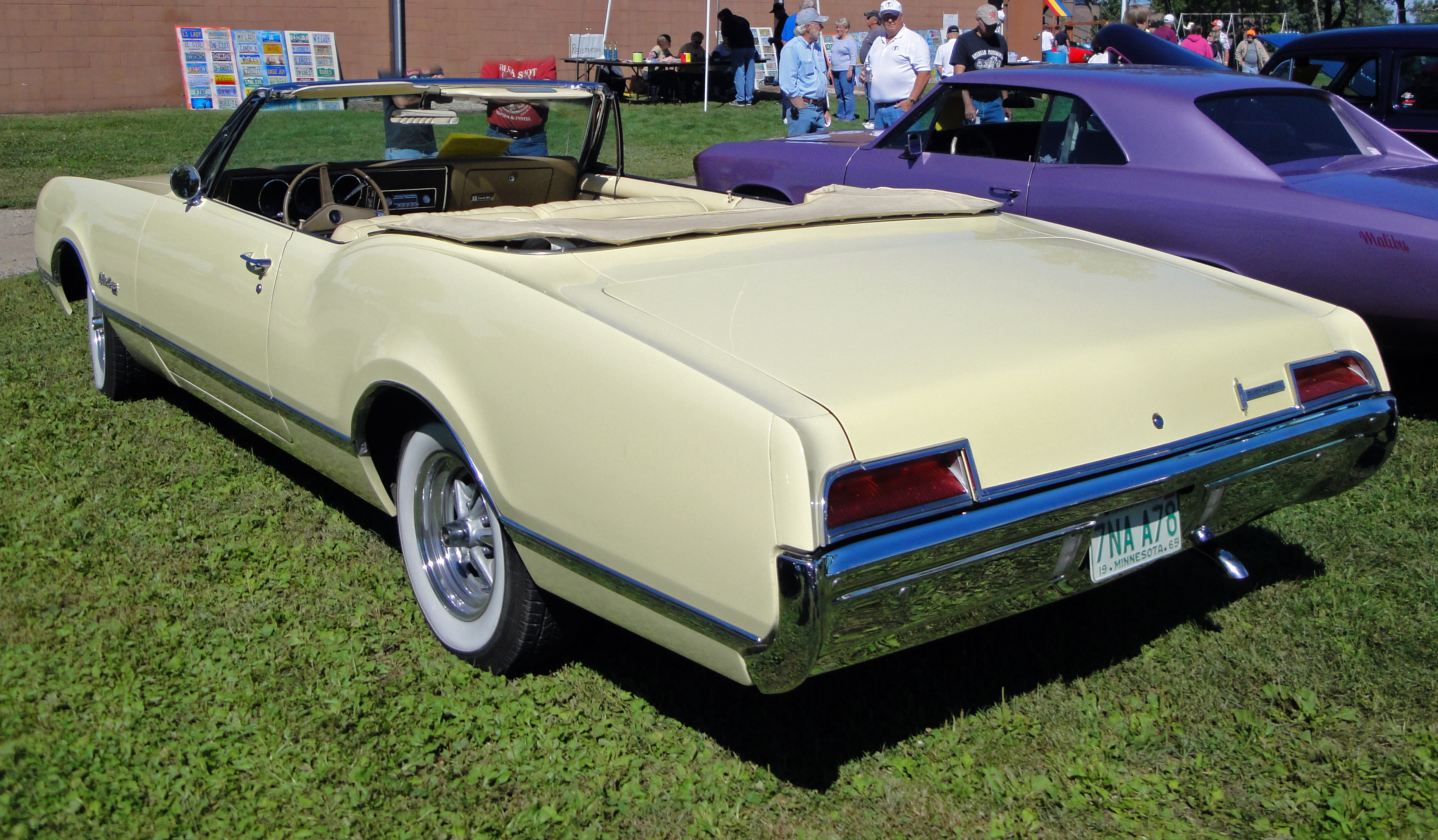 File1967 Oldsmobile Delmont 88 Convertible Rl Wikimedia Commons 1969 Cutlass Headlight Wiring Diagram