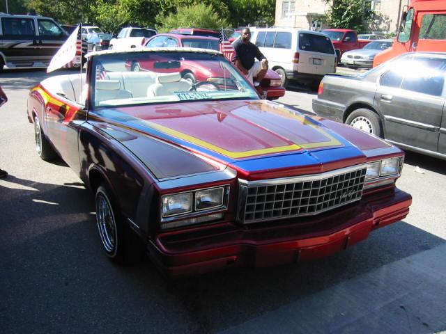 Lowrider Car Show Los Angeles