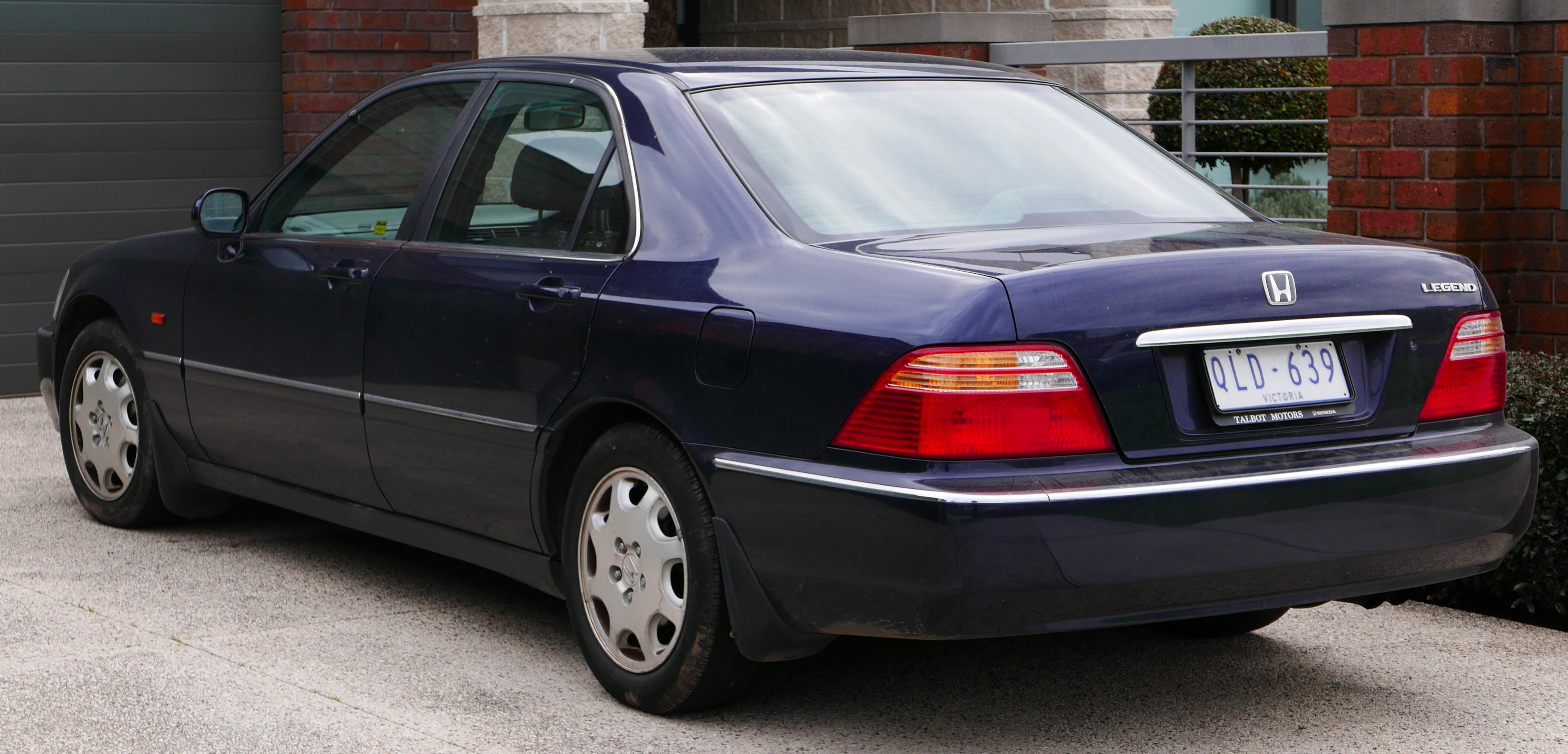Honda Legend Wiki Amp Review Everipedia