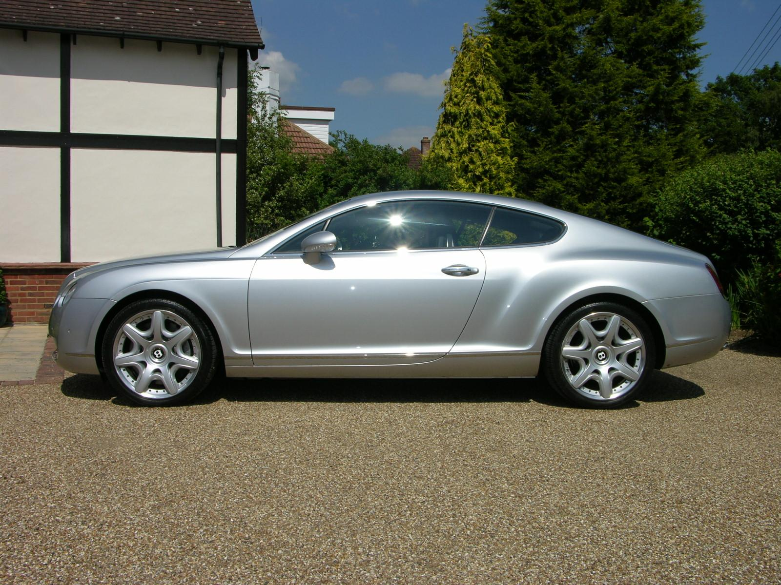 file 2006 bentley continental gt mulliner flickr the car spy 7. Cars Review. Best American Auto & Cars Review