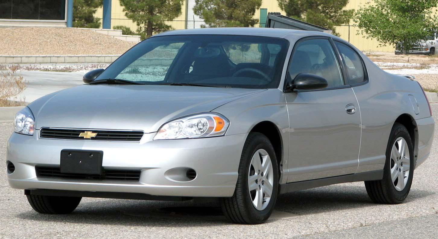Chevrolet Monte Carlo - WikipediaWikipedia