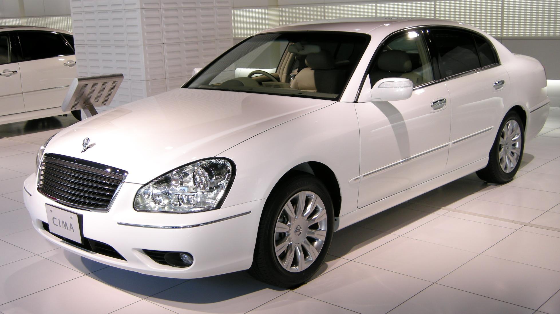 Nissan Cima (2002)