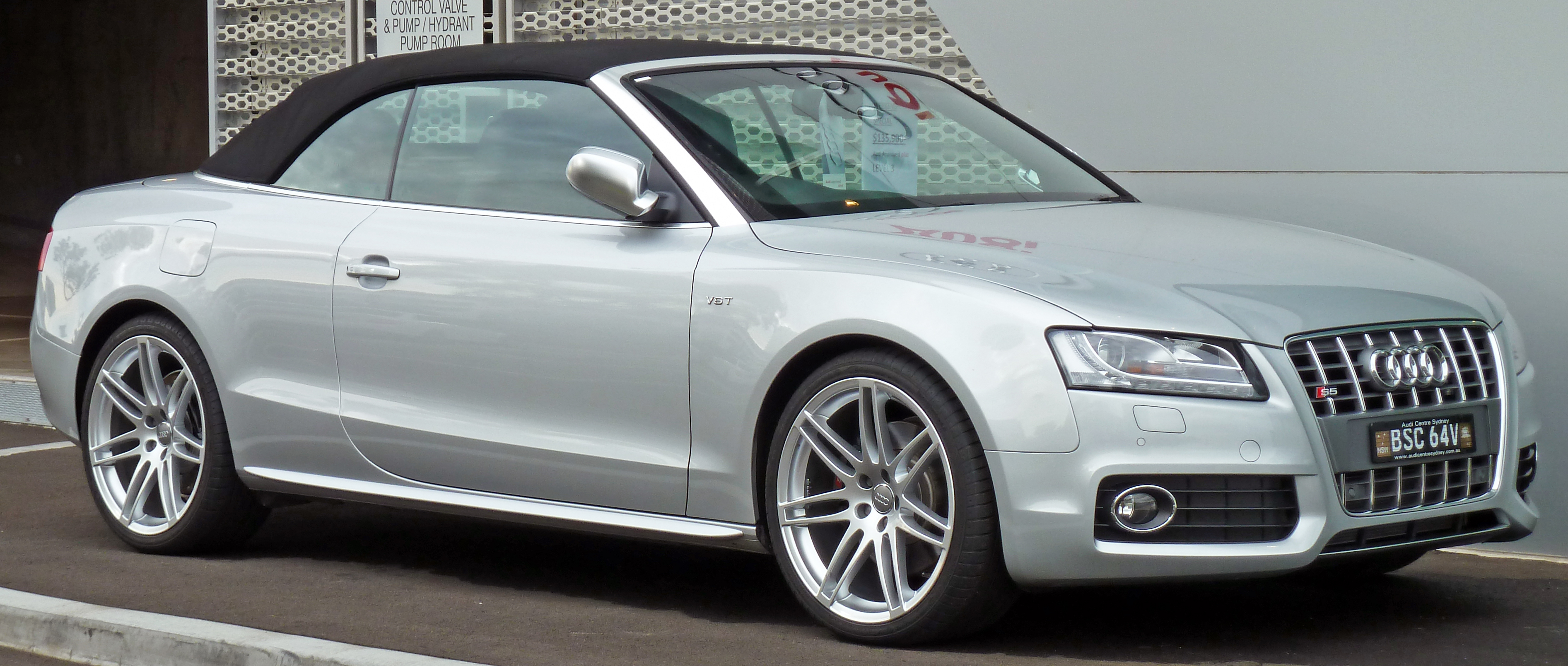 Audi s5 cabriolet wiki 15