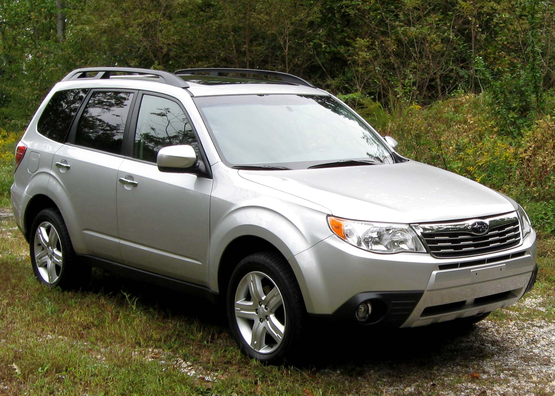 2010 subaru forester 2 5x 4dr suv 2 5l awd auto. Black Bedroom Furniture Sets. Home Design Ideas