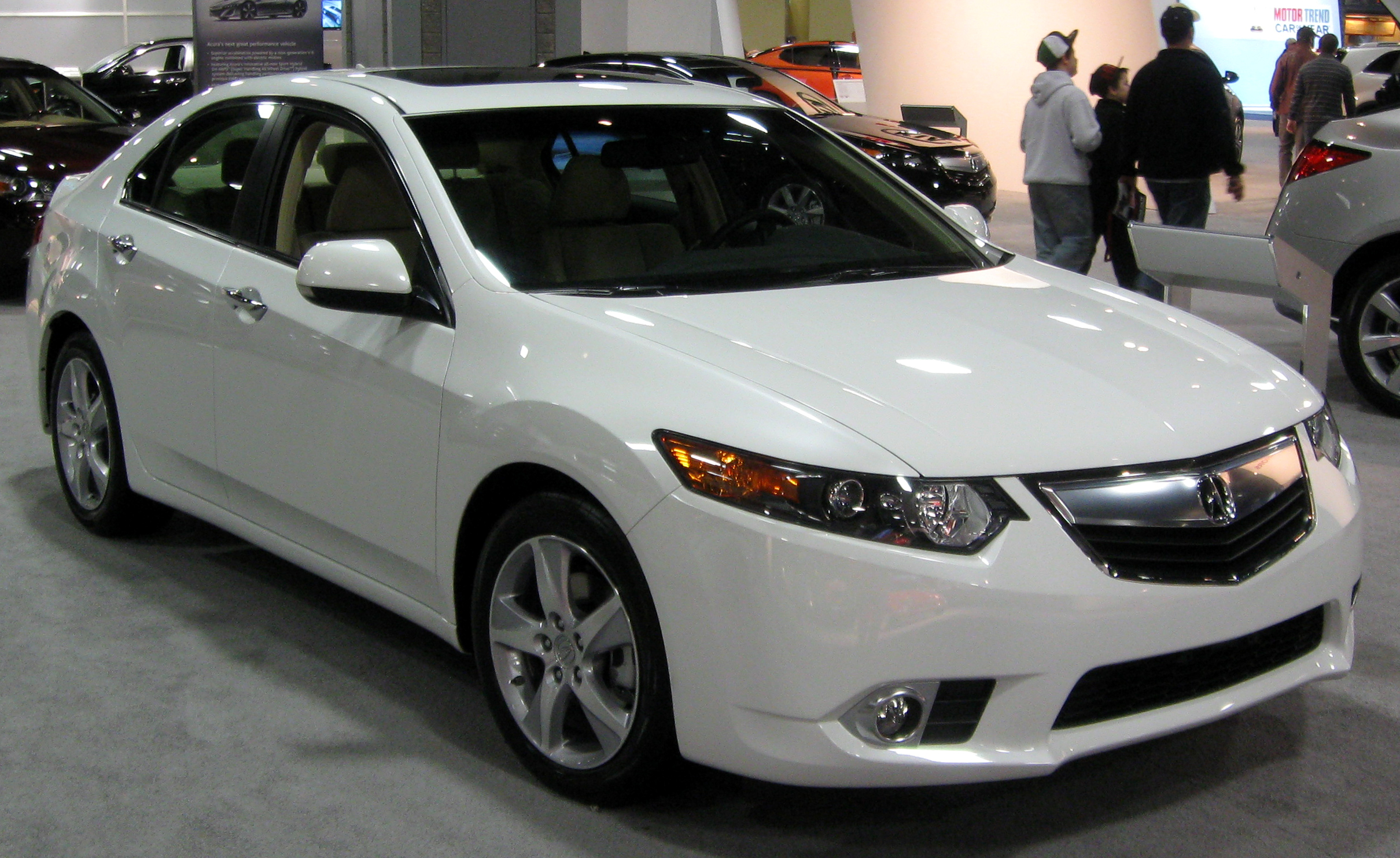 File:2012 Acura TSX sedan -- 2012 DC.JPG - Wikimedia Commons