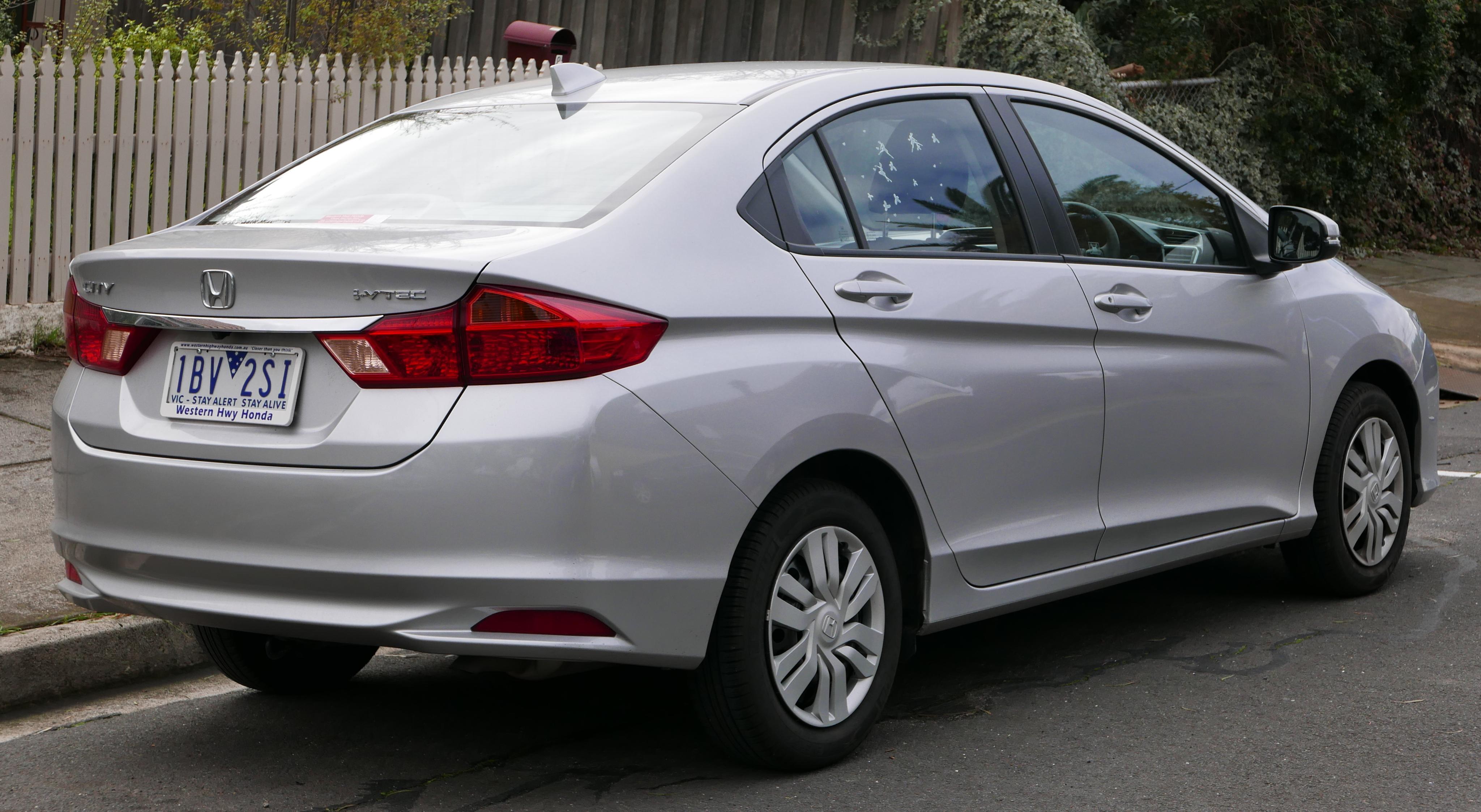 File 2014 Honda City Gm6 My14 Vti Sedan 2015 07 15 02 Jpg Wikimedia Commons