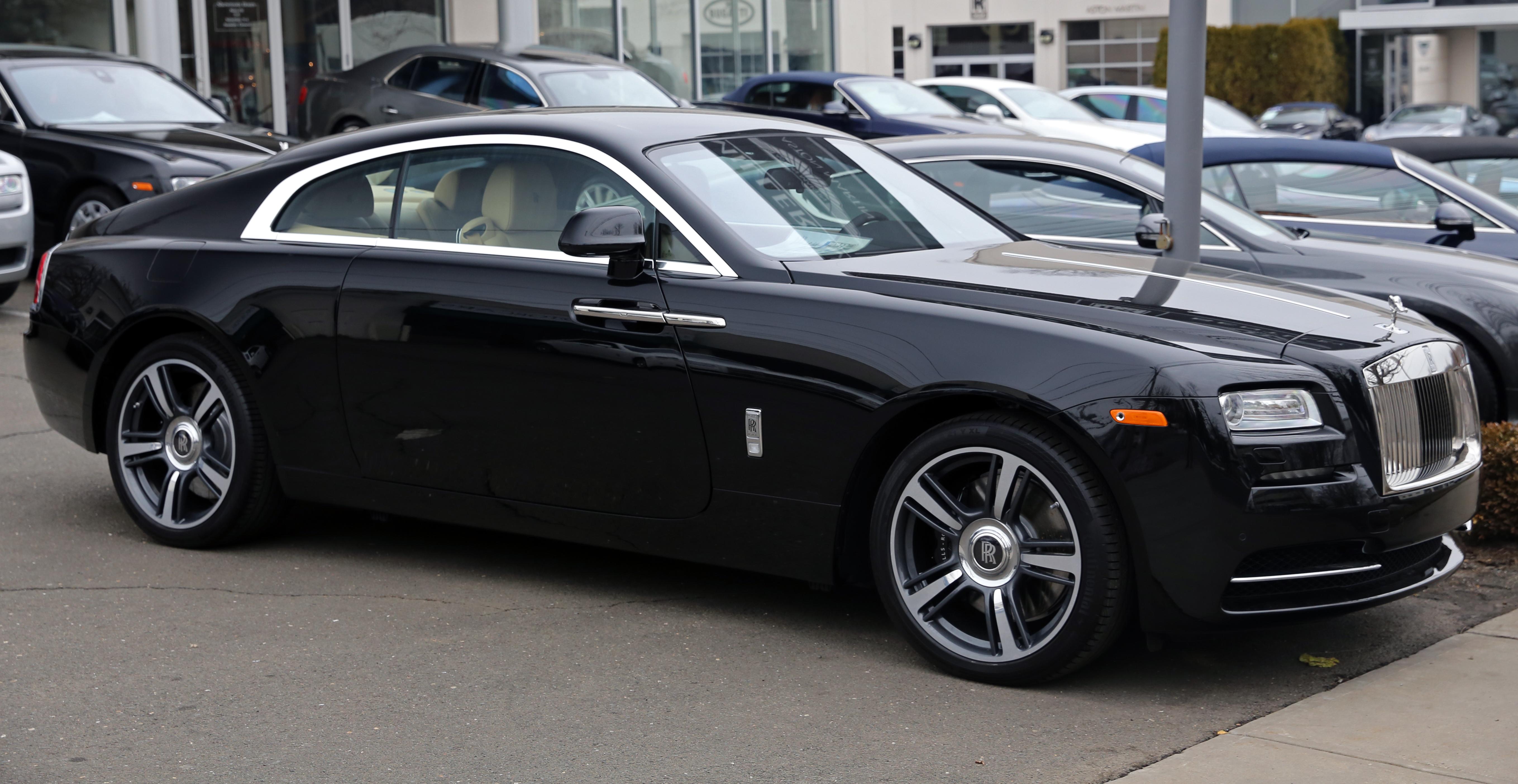 Rolls Royce Wraith Wikipedia 2014 Rolls-royce Wraith