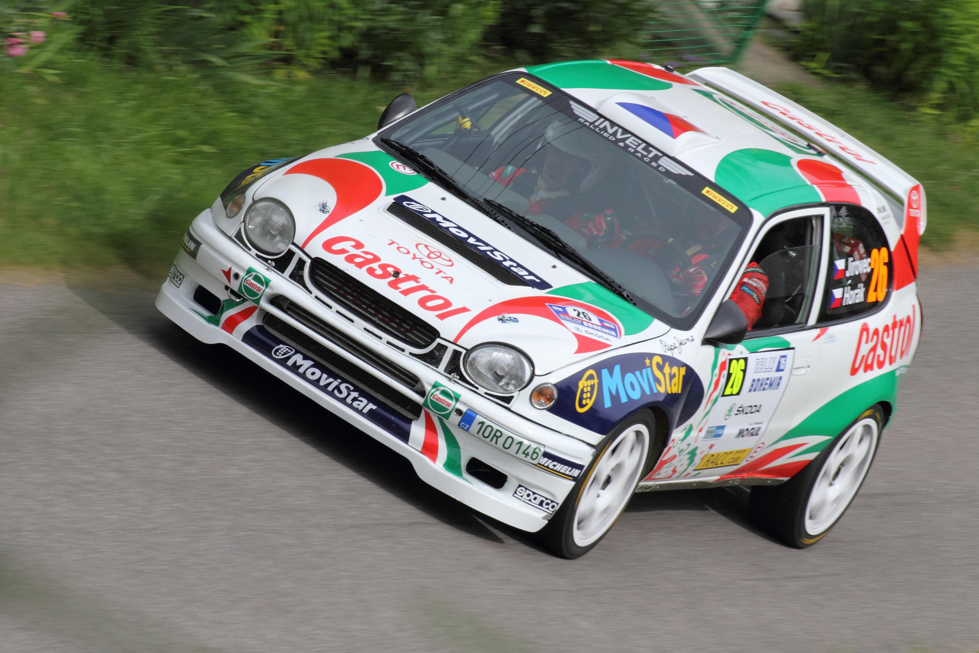File:2015 Rally Bohemia - Jirovec, Toyota Corolla WRC.JPG ...