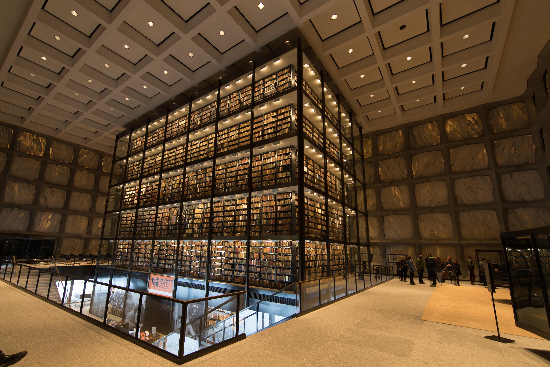Datei:20170420 beinecke rare book library interior yale university