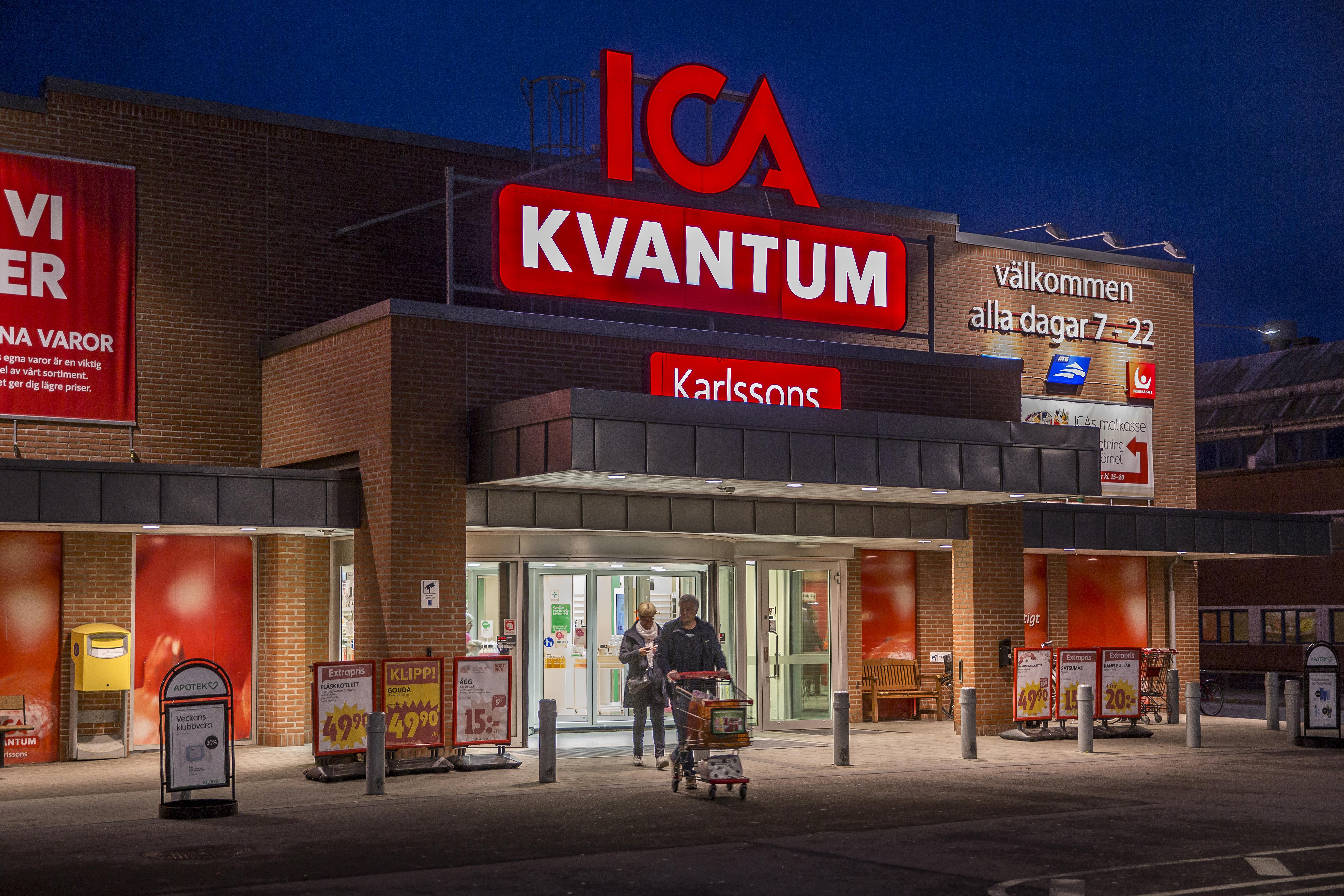 Ica Kvantum butik