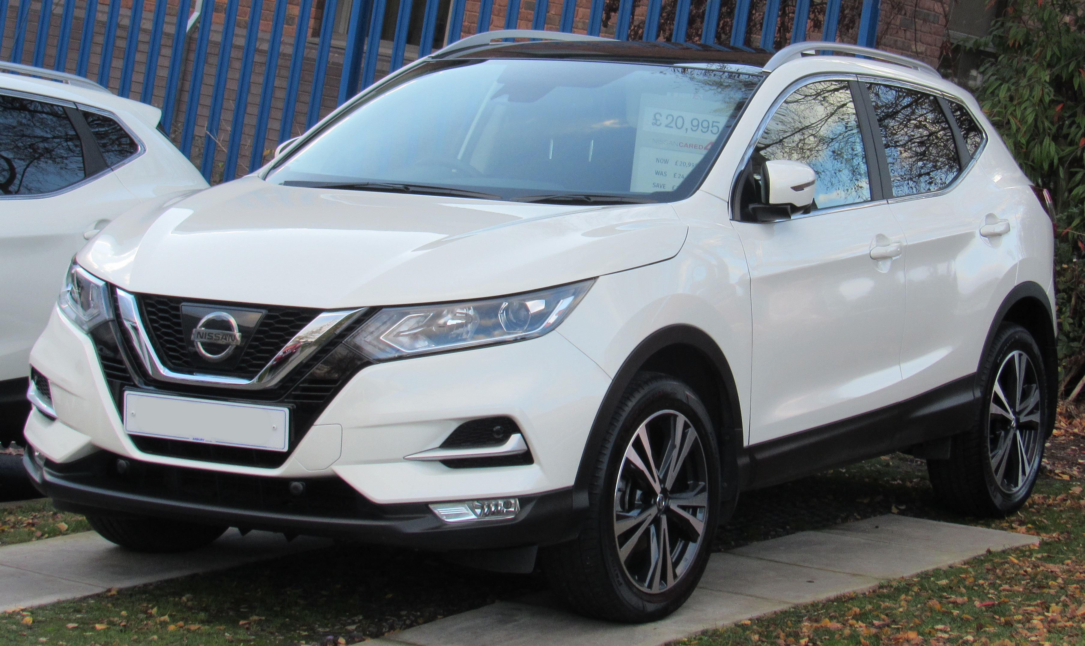 Illustration : NISSAN - QASHQAI 1.6 DCI 130 CONNECT EDITION