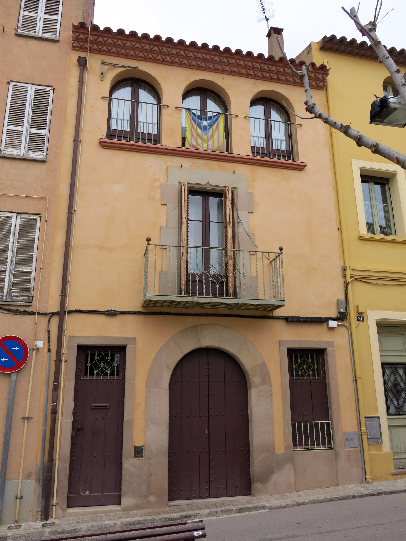 File 242 casa josep torra c samal s 19 la garriga jpg wikimedia commons - Casa la garriga ...