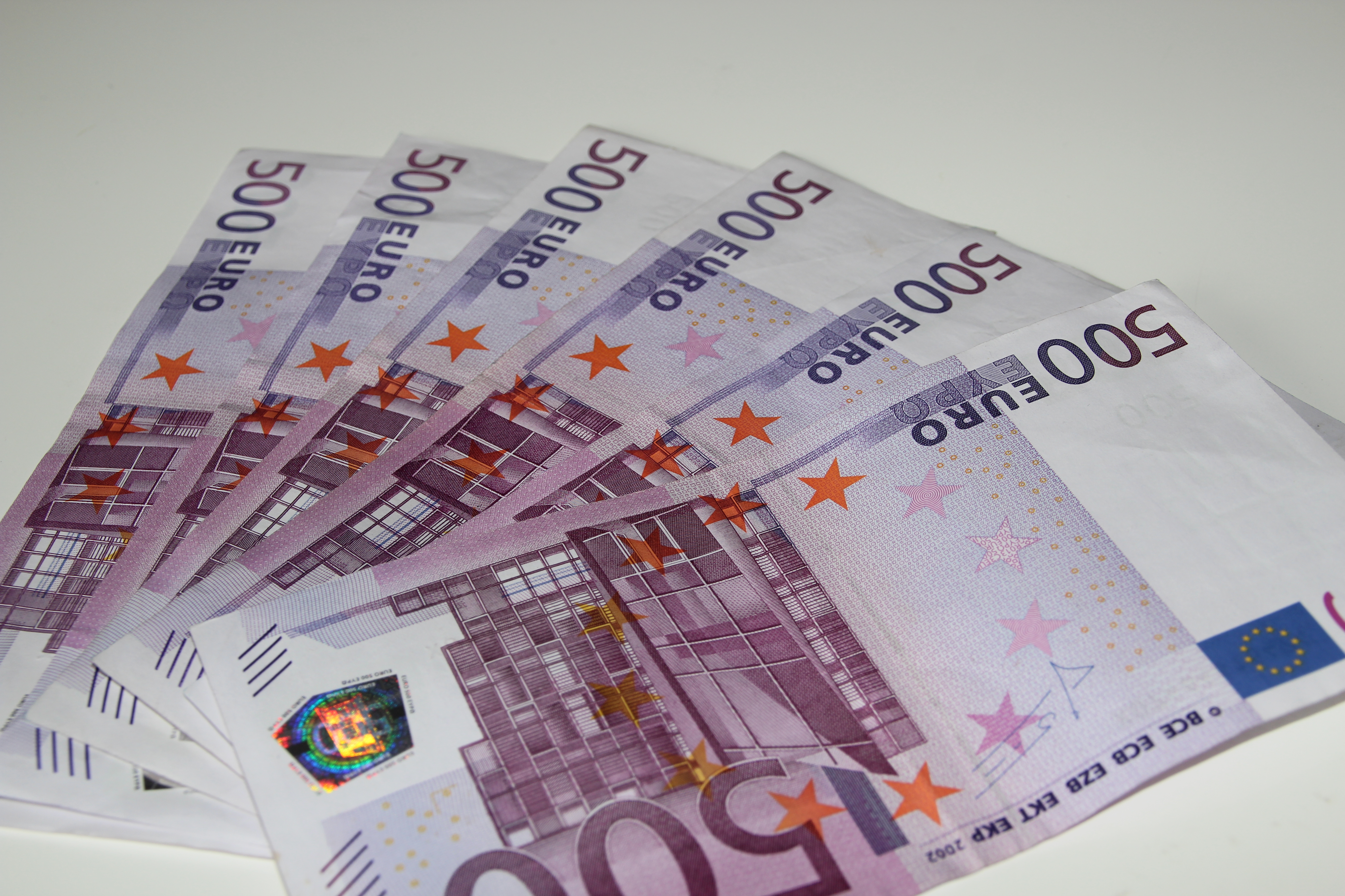 3000$ In Euro