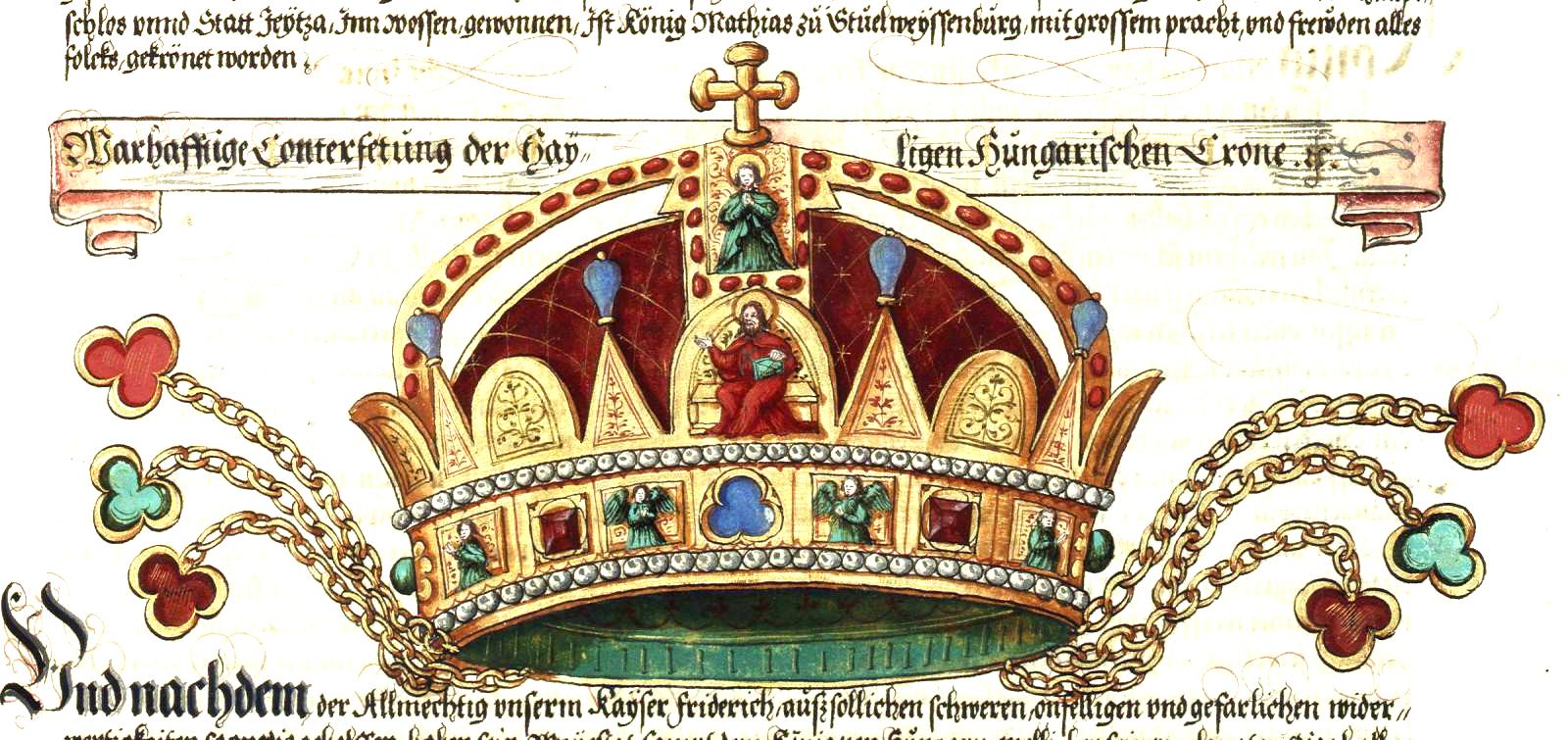 File:A Szent Korona legrégibb hiteles ábrázolása 1555.jpg