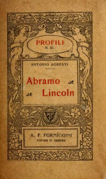 File:Abramo Lincoln - Profili - Coperta sola - Couverture seule.jpeg