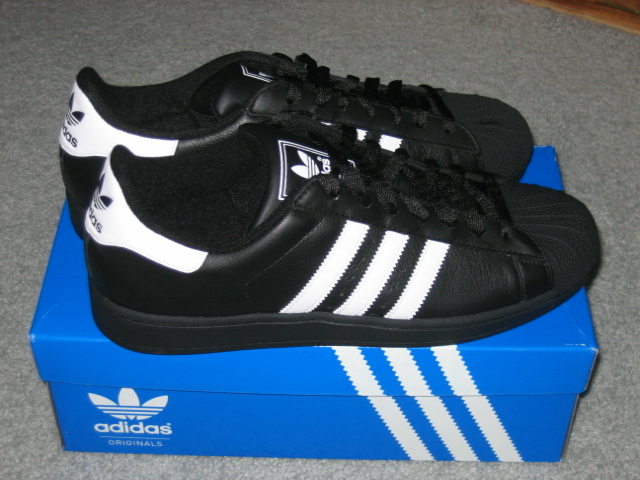 adidas superstar 2 black