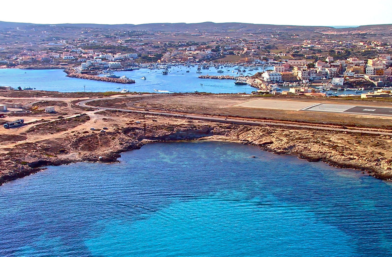 Porto Hotel Lampedusa