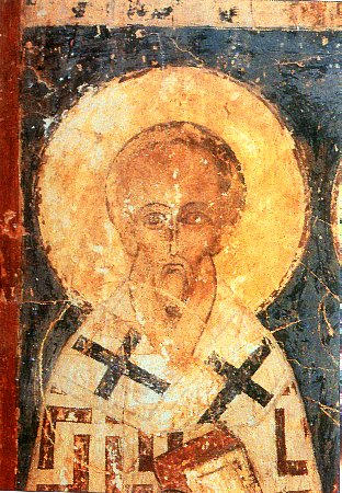 IMG ST. ALEXANDER of Jerusalem, Archbishop, Hieromartyr