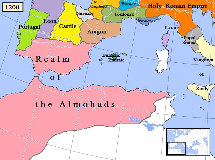 Almohad Simple English Wikipedia The Free Encyclopedia