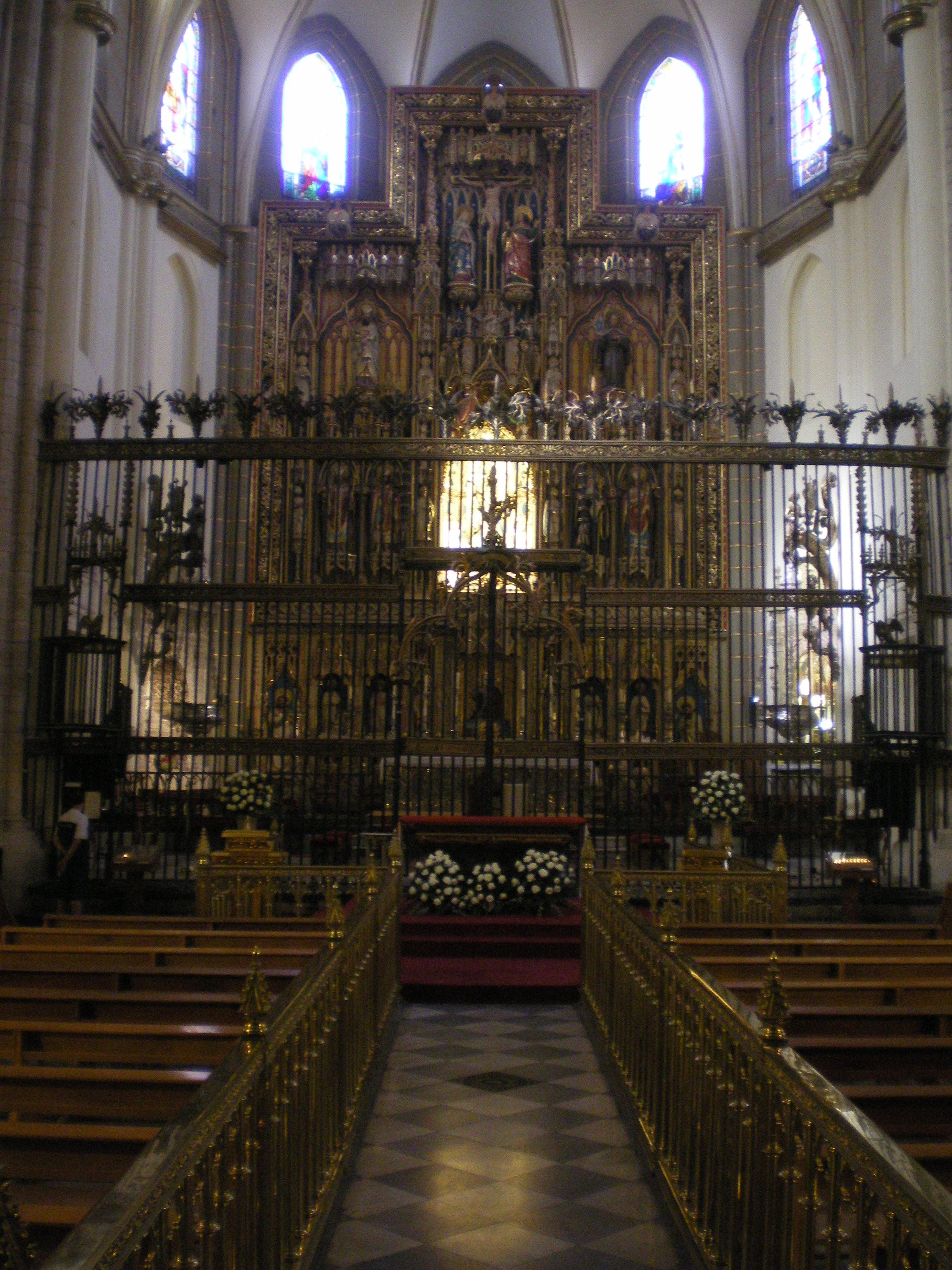 Museo de la catedral de murcia wikiwand - Viveros de murcia ...