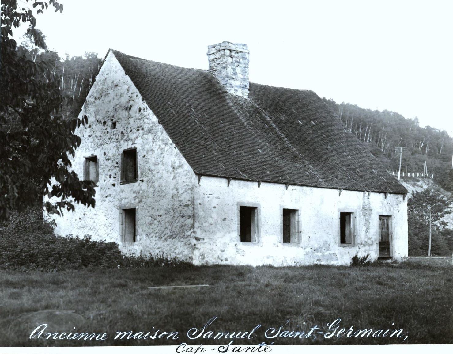 File ancienne maison samuel saint germain cap for Maison ancienne