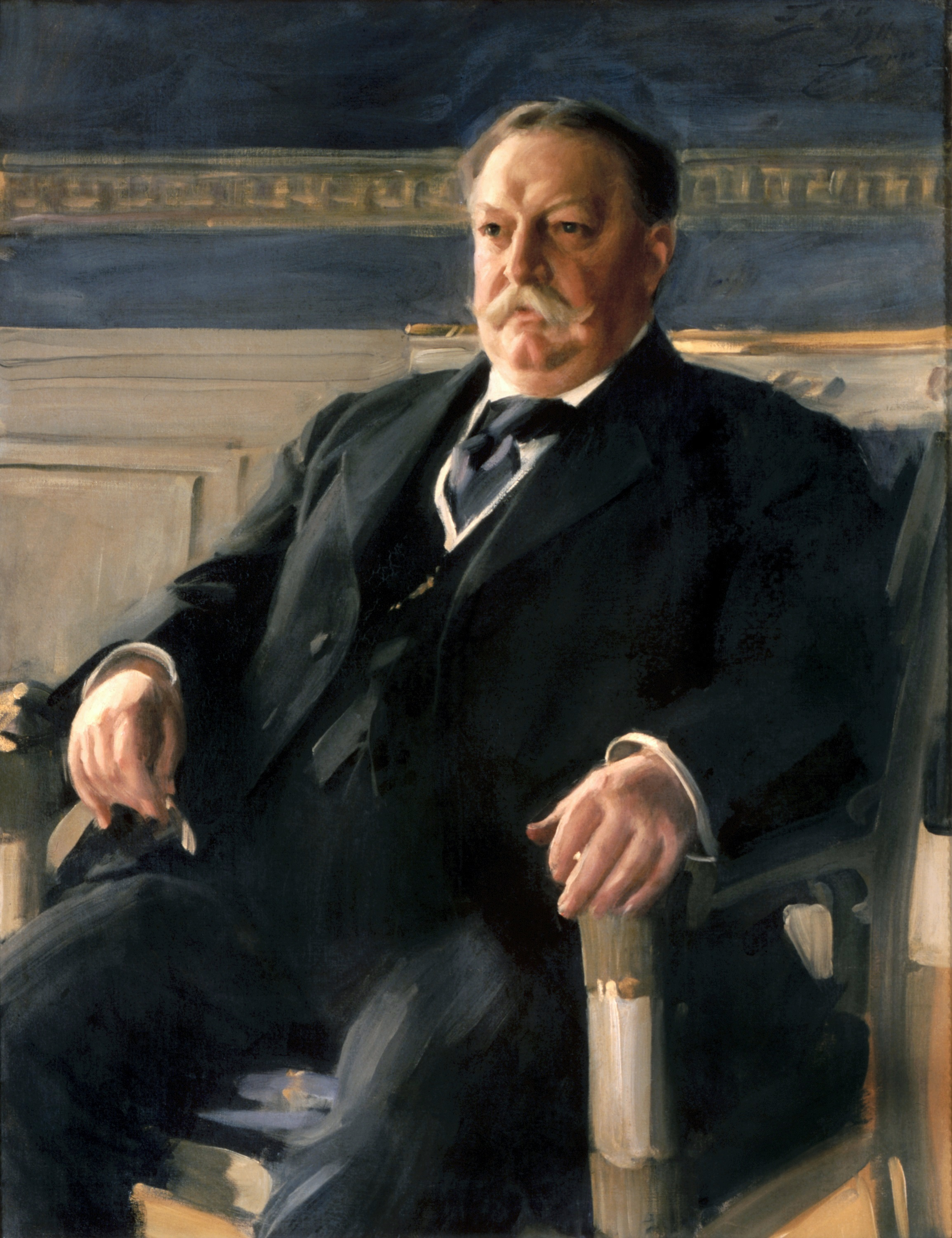file anders zorn portrait of william howard taft 1911 jpg