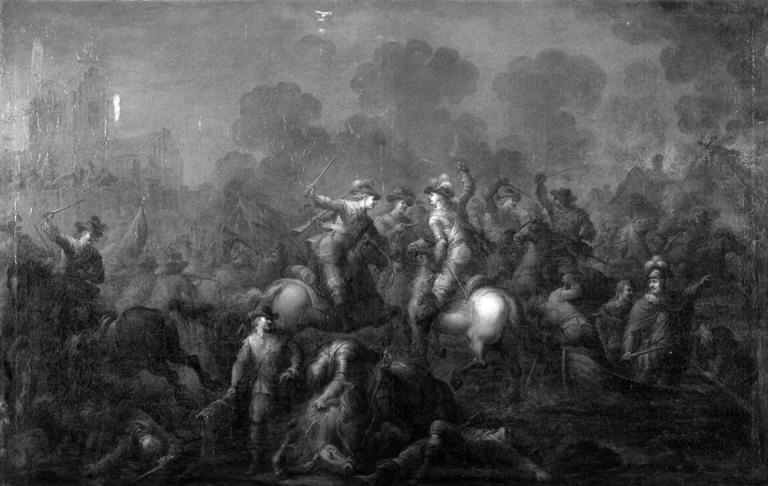 Udfaldet på Amager under Københavns belejring 1659