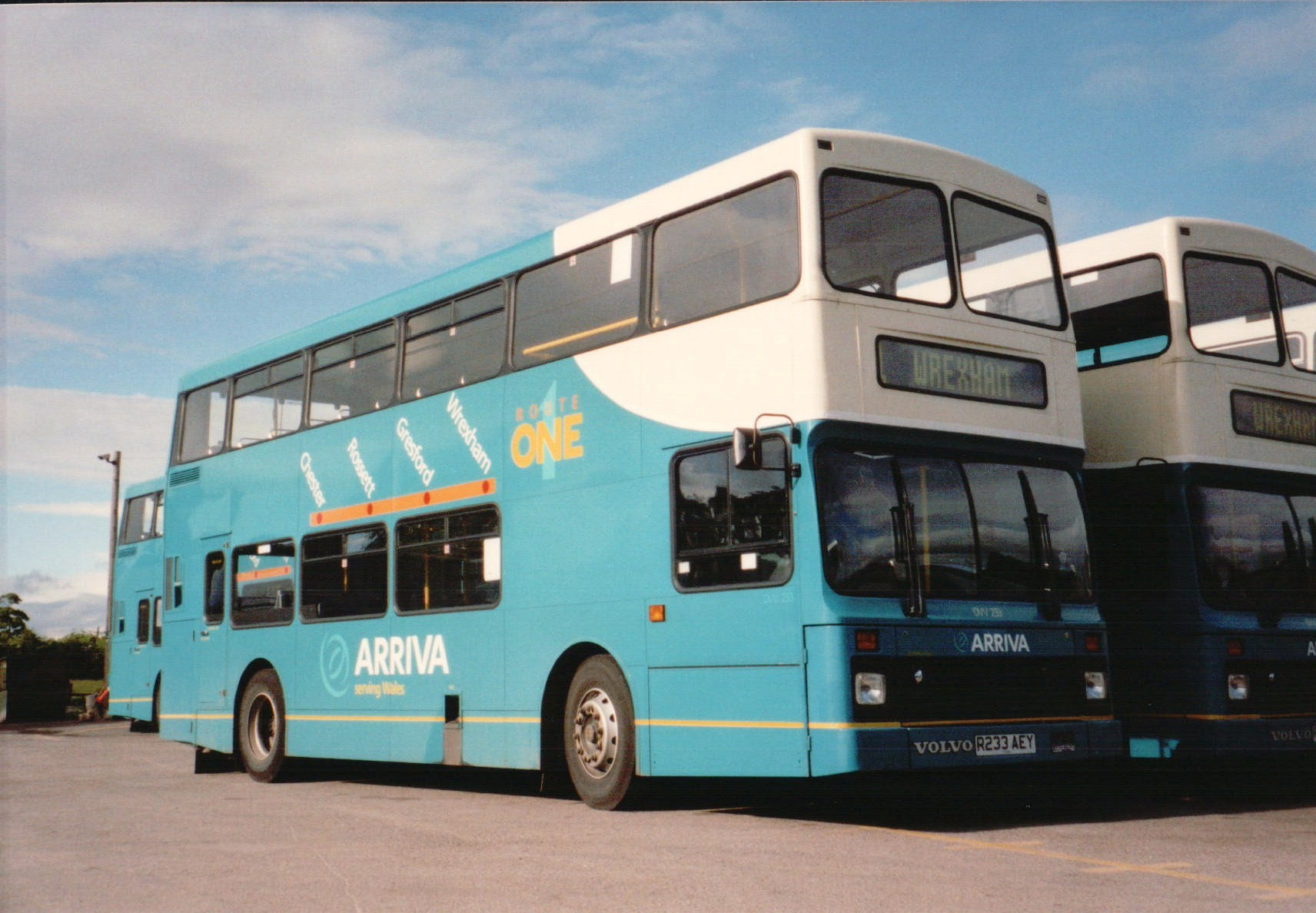 Bus Transport In Wales