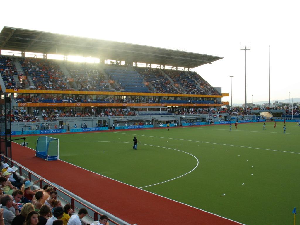 Exterior: Hellinikon Stadium