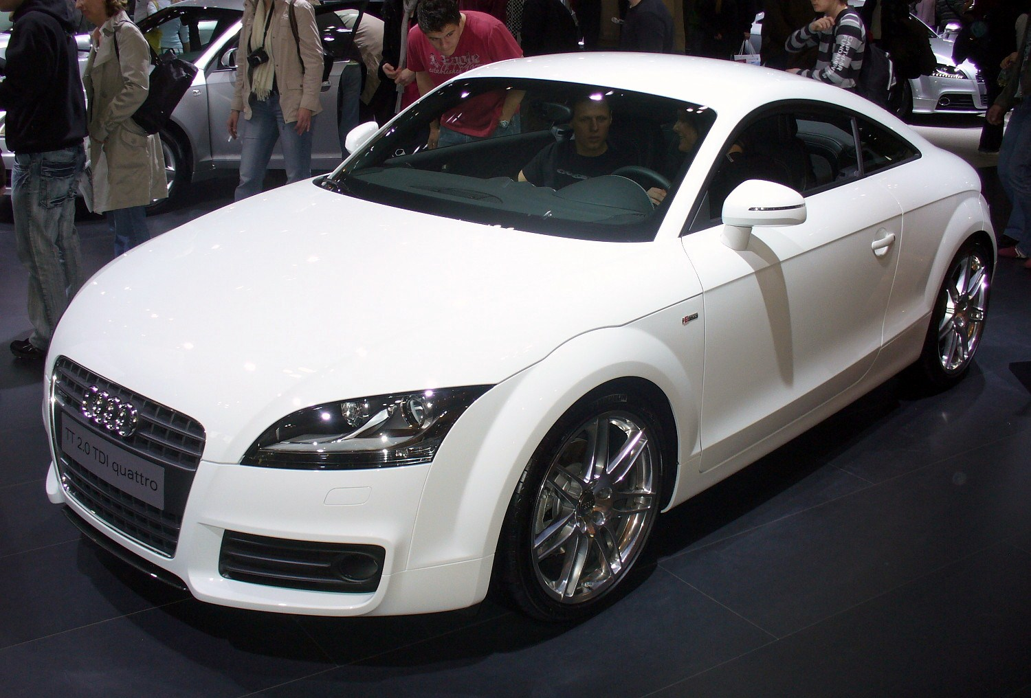 new car modification audi tt tdi car review statistics and pictures. Black Bedroom Furniture Sets. Home Design Ideas