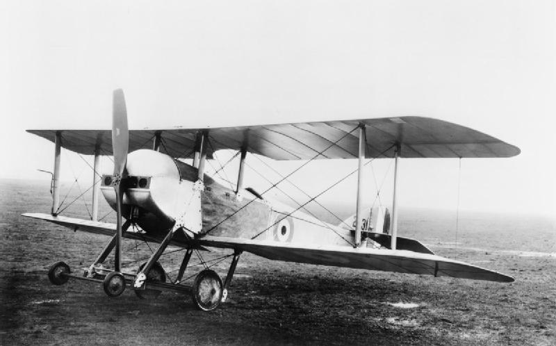 Aviation in Britain Before the First World War RAE-O599