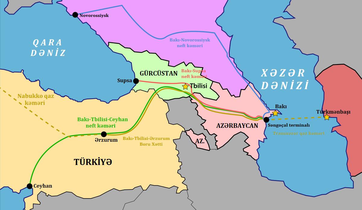 Türkiyə Prezidenti Naxçıvan-İğdır qaz kəmərinin reallaşdırılması üçün qərar verdi