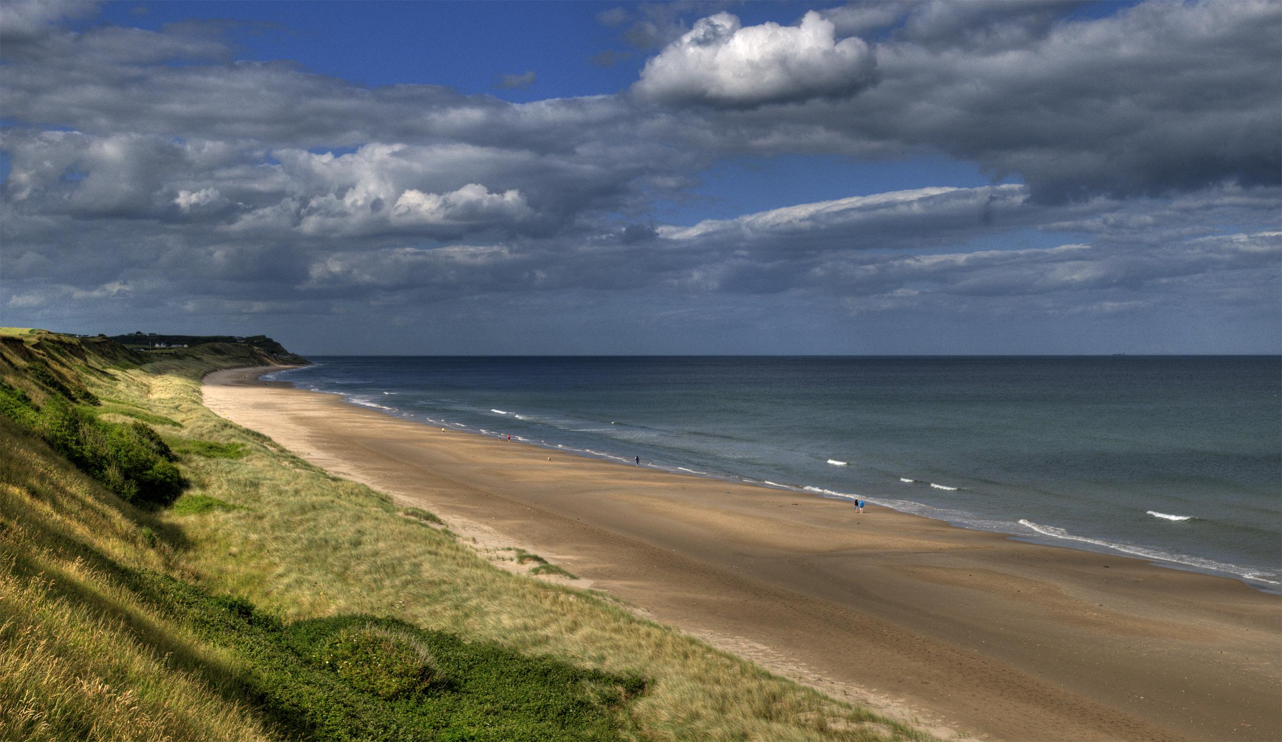 File Ballinesker Beach Wikimedia Commons